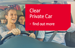 Clear Private Car insurance
