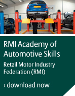 Automotive training academy - RMI