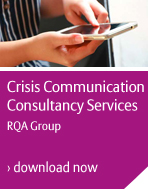 Crisis communication consultancy