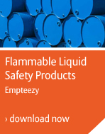 Flammable liquid safety products
