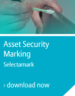 Forensic security marketing - Selectamark