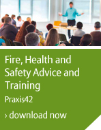 Health and safety advice and training