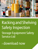 Racking and shelving safety
