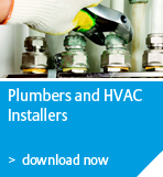 Plumbers and HVAC Installers