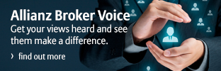 Allianz Broker Voice - Get your views heard and see them make a difference