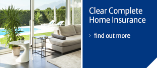 Clear CompleteHome Insurance