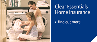 Clear Essentials Home Insurance
