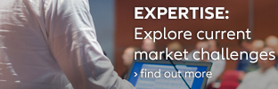 Expertise: Explore current market challenges