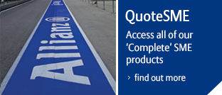 Access to Allianz QuoteSME