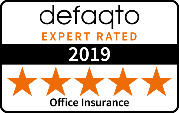 5-star Defaqto Office Insurance
