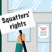 Squatters' rights