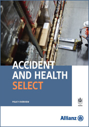 PDF cover for Embrace Accident and Health