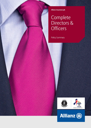 Complete Directors & Officers - view documents