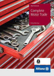 PDF cover for Complete Motor Trade and Headlight