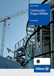 Construction Project All Risks cover