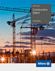 PDF cover for Construction Select