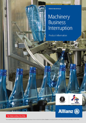 Machinery Business Interruption cover