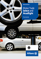 PDF cover for Motor Trade Select & Headlight