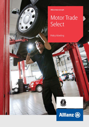 PDF cover for Motor Trade Select and RMI
