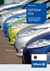 PDF cover for Self Drive Hire
