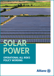 Solar Power front cover
